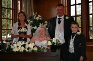 Amberly, Tigi, Keith & Owen